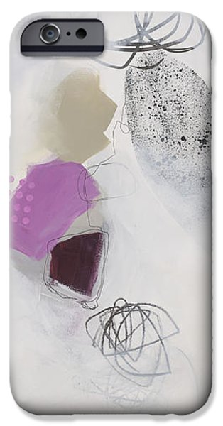 Abstracts iPhone Cases - Washed Up #3 iPhone Case by Jane Davies