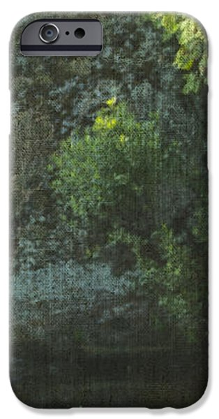 Business iPhone Cases - WATERS EDGE course weave 3.1 iPhone Case by Peter Garland