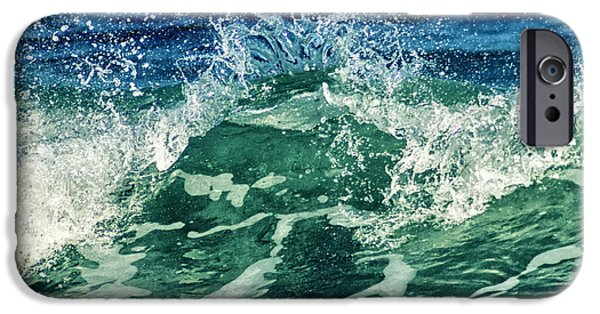 Epic Photographs iPhone Cases - Wave3 iPhone Case by Stylianos Kleanthous