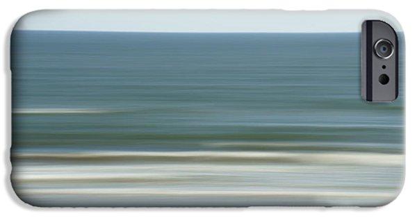 Sea Birds iPhone Cases - Wavelayers iPhone Case by Bastian Kienitz