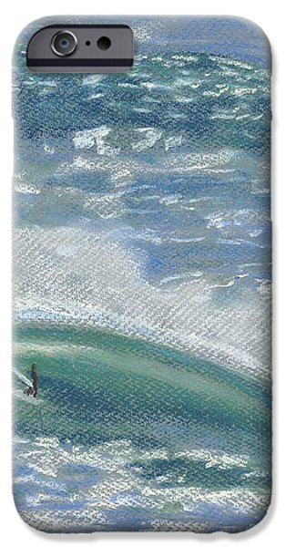 Waverider iPhone Case by Patti Bruce - Printscapes