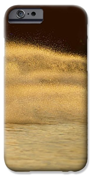 Waverunner Weekend iPhone Case by Steve Gadomski