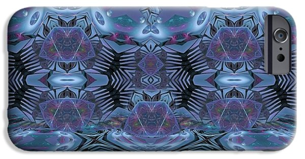 Apophysis Pastels iPhone Cases - We Have Our Seasons iPhone Case by Gayle Odsather
