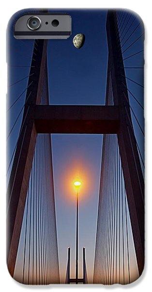 Glynn iPhone Cases - We Have Touch Down iPhone Case by Laura Ragland