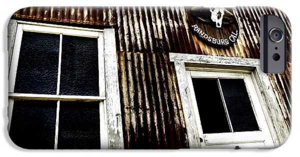Best Sellers -  - Cabin Window iPhone Cases - We Ship It All iPhone Case by Cindy Nunn