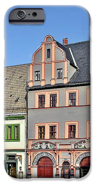 Weimar Germany - A town of timeless appeal iPhone Case by Christine Till