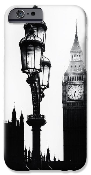 Nation Photographs iPhone Cases - Westminster - London iPhone Case by Joana Kruse