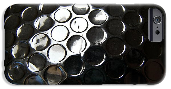 Balls Photographs iPhone Cases - What is it iPhone Case by Mario Bonaparte