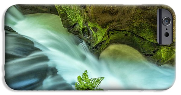 Epic iPhone Cases - Whirlpool Falls iPhone Case by Ryan McGinnis