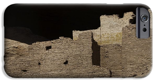 White House iPhone Cases - White House Ruins  iPhone Case by Anne Rodkin