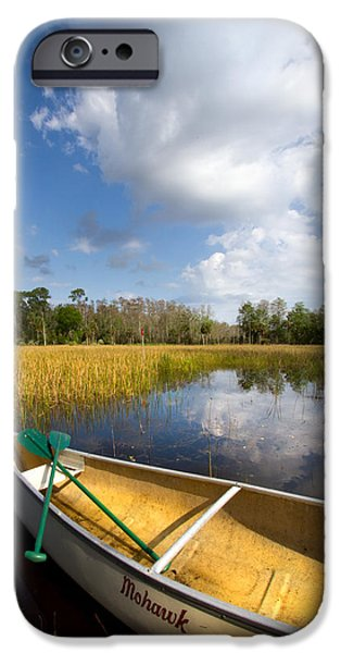 Boat iPhone Cases - White Tower iPhone Case by Debra and Dave Vanderlaan