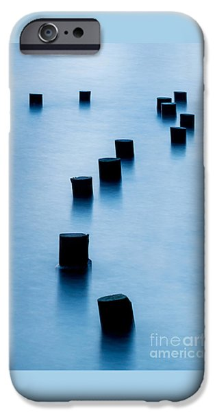 Pillars iPhone Cases - Why iPhone Case by Az Jackson