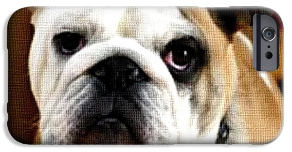 Concept Pastels iPhone Cases - Why do they call me Winston? H b iPhone Case by Gert J Rheeders
