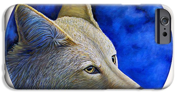 Best Sellers -  - Moonscape iPhone Cases - Wiley Coyote iPhone Case by Brian  Commerford