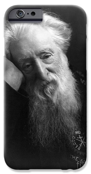 WILLIAM BOOTH (1829-1912) iPhone Case by Granger