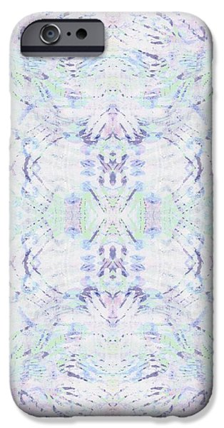 Geometric Design iPhone Cases - Wings iPhone Case by Beth Travers