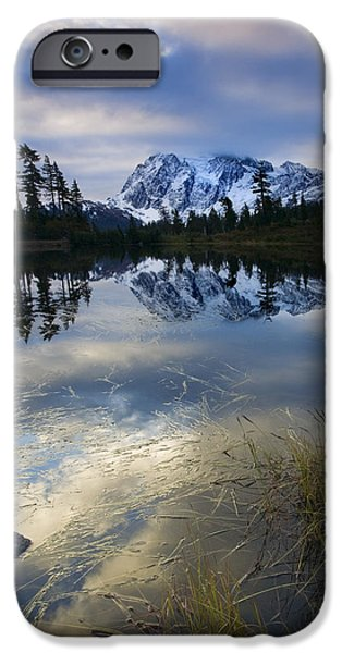 Fresh Snow iPhone Cases - Winter Approaches iPhone Case by Mike  Dawson
