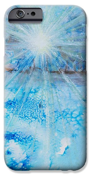 Winter Scene iPhone Case by Tara Thelen