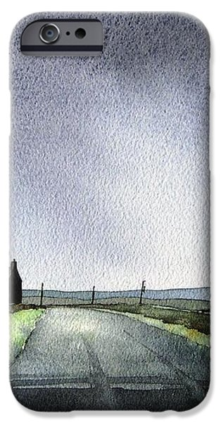 Withins iPhone Case by Paul Dene Marlor
