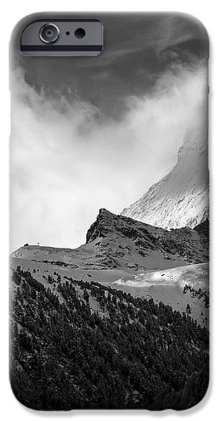 Wonder of the Alps iPhone Case by Neil Shapiro
