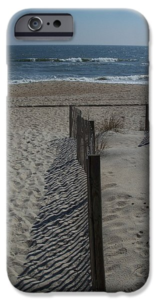 Wrightsville Beach iPhone Case by Janet Pugh
