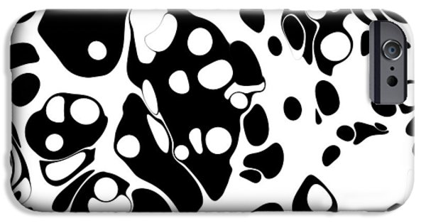 Eerie iPhone Cases - Xloygg iPhone Case by Mark Blauhoefer