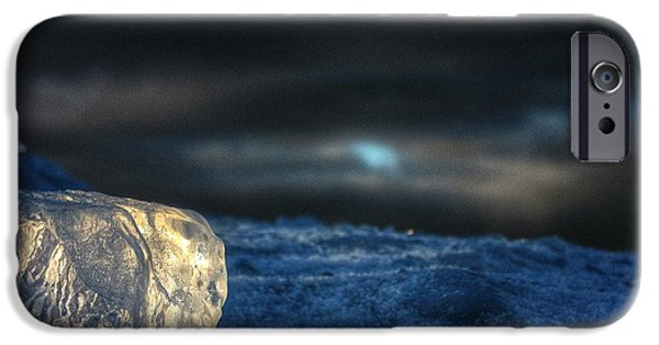 Fury iPhone Cases - Last Light before the Squall iPhone Case by Scott Wendt Tom Wierciak