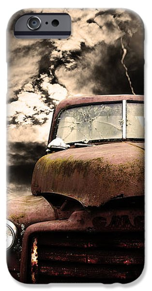 Yesterday Came Early . Tomorrow Is Almost Over iPhone Case by Wingsdomain Art and Photography