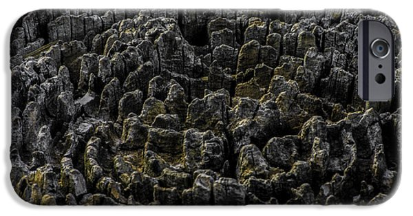 Texture iPhone Cases - You decide iPhone Case by James Vance