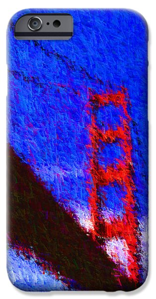 Impressionist Photography iPhone Cases - You Know What it is iPhone Case by Paul Wear