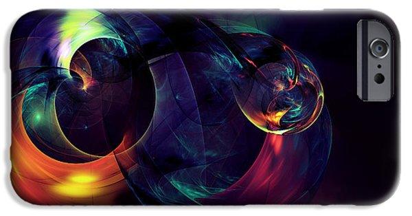 Business iPhone Cases - Zen Knot iPhone Case by Georgiana Romanovna