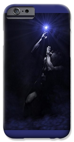 Zeus iPhone Cases - Zeus iPhone Case by Art  Creations