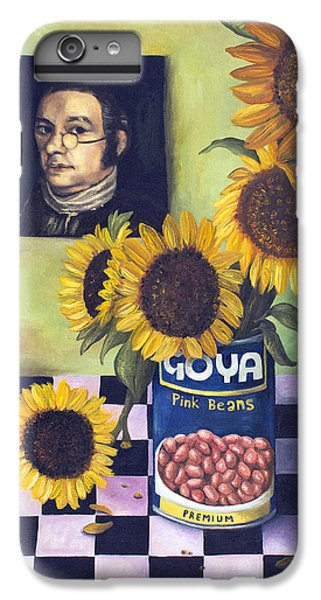 Goyas IPhone 6 Plus Case by Leah Saulnier The Painting Maniac