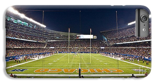 0587 Soldier Field Chicago IPhone 6 Plus Case by Steve Sturgill