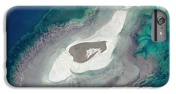 Adele Island IPhone 6 Plus Case by Nasa