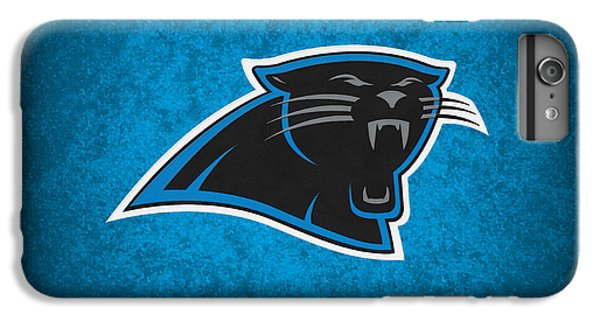 Carolina Panthers IPhone 6 Plus Case by Joe Hamilton