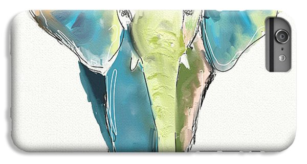 Ellie IPhone 6 Plus Case by Cathy Walters