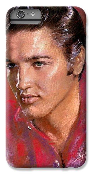 Elvis Presley IPhone 6 Plus Case by Viola El