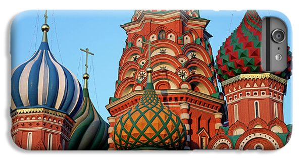 Europe, Russia, Moscow IPhone 6 Plus Case by Kymri Wilt