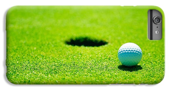 Golf IPhone 6 Plus Case by Marvin Blaine
