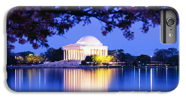 Jefferson Memorial, Washington Dc IPhone 6 Plus Case by Panoramic Images