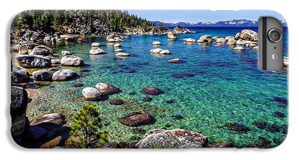 Lake Tahoe Waterscape IPhone 6 Plus Case by Scott McGuire