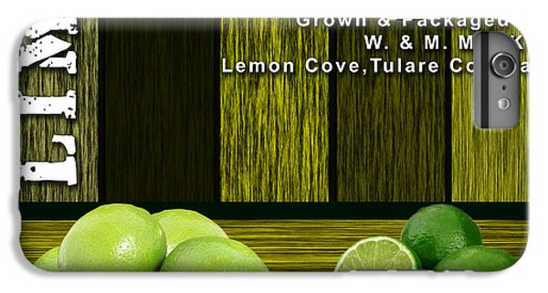 Lime Farm IPhone 6 Plus Case by Marvin Blaine