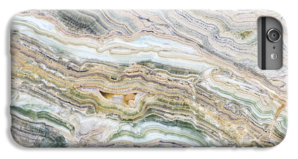 Marble Texture IPhone 6 Plus Case by Maurizio Biso