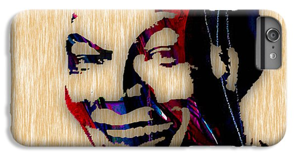 Nat King Cole Collection IPhone 6 Plus Case by Marvin Blaine