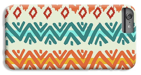 Navajo Mission Round IPhone 6 Plus Case by Nicholas Biscardi