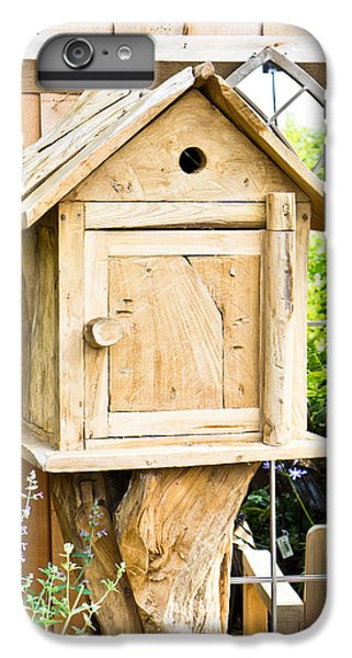 Nesting Box IPhone 6 Plus Case by Tom Gowanlock