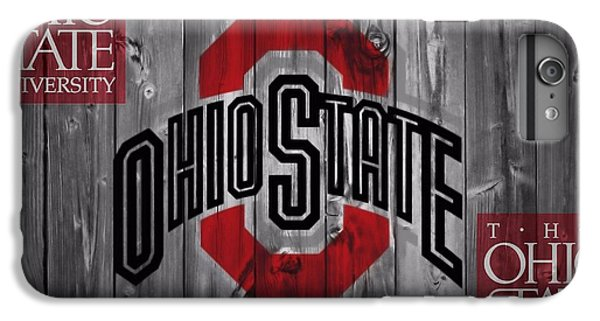 Ohio State Buckeyes IPhone 6 Plus Case by Dan Sproul