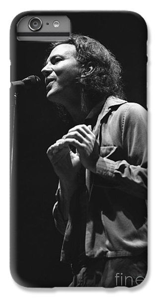 Pearl Jam IPhone 6 Plus Case by Concert Photos