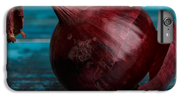 Red Onions IPhone 6 Plus Case by Nailia Schwarz
